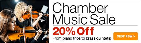 Chamber Music Sale