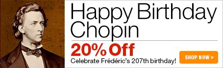 Chopin Sale