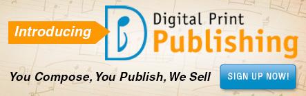 Digital Print Publishing