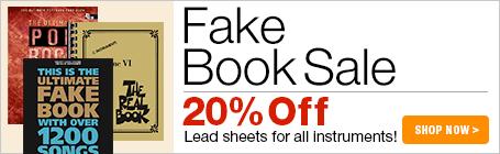 Fake Book Sale