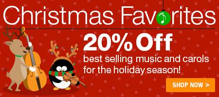 20% Off Christmas Favorites