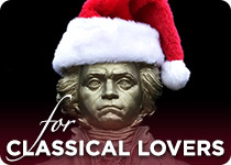 Gifts for Classical Lovers at Sheet Music Plus