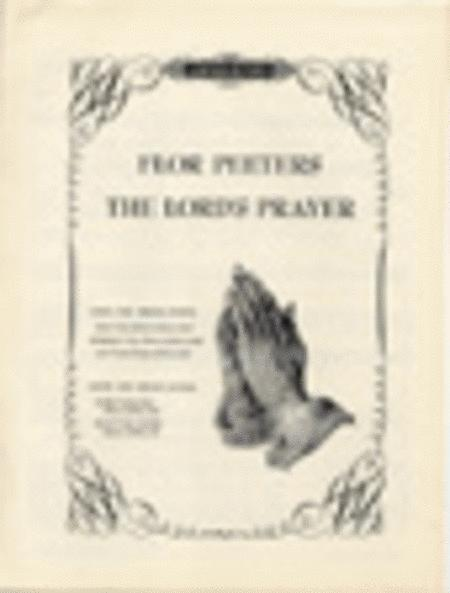 The Lord's Prayer Op. 102
