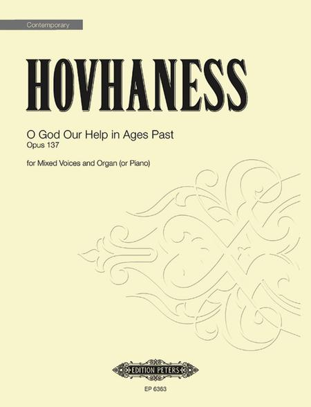 O God Our Help in Ages Past Op. 137