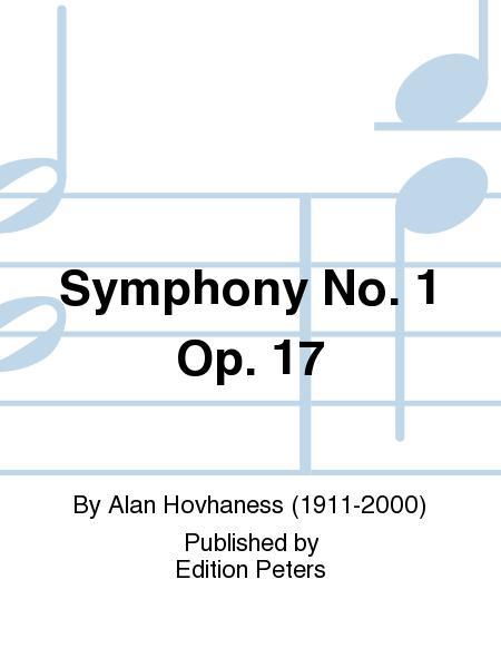 Symphony No. 1 Op. 17