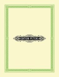 Tenebrae factae sunt (Darkness was over the e