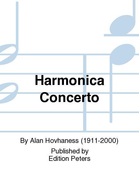 Harmonica Concerto Op. 114