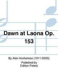 Dawn at Laona Op. 153