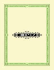 Watchman Tell Us Of The Night Op. 34