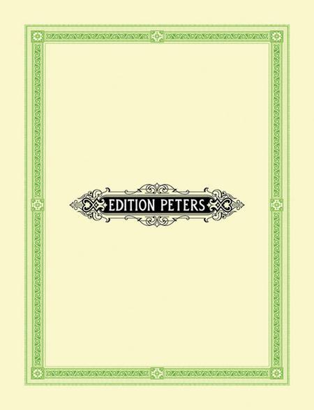 Two Ghazals Op. 36a/b