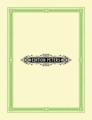 Three Preludes and Fugues Op. 10