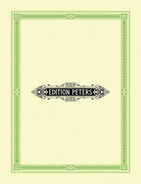 Pieces (2) for Piano Op. 55: No. 2, Farewell to the Mountains