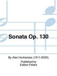 Sonata Op. 130