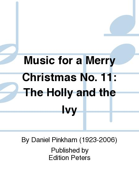 Music for a Merry Christmas No. 11: The Holly and the Ivy