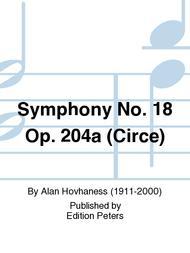 Symphony No. 18 Op. 204a (Circe)