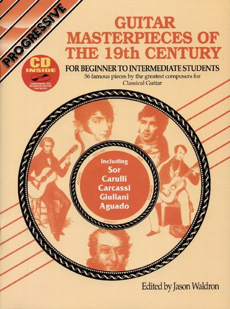 Progressive Masterpieces of 19th Century (Book/CD)