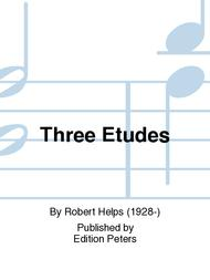 Three Etudes