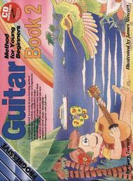 Progressive Young Beginner Guitar Method Book 2 (Book/CD)