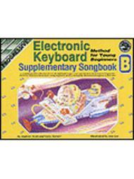 Progressive Young Beginner Keyboard Method Supplement B (Book/CD)