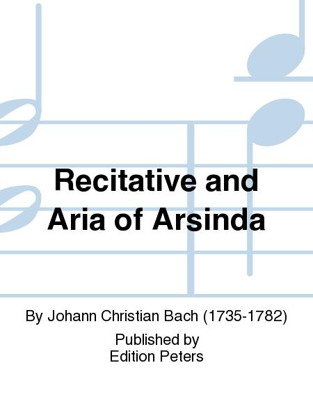 Recitative and Aria of Arsinda