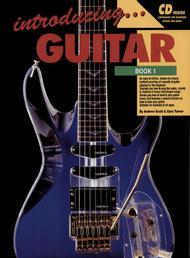 Progressive Introducing Guitar Book 1 (Book/CD/DVD)