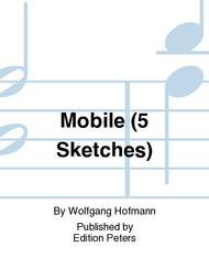 Mobile (5 Sketches)