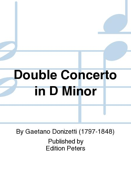 Double Concerto in D Minor