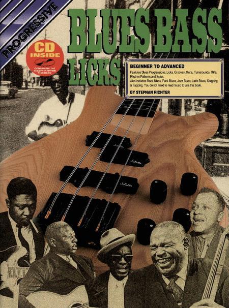 lick rock Bass progressive
