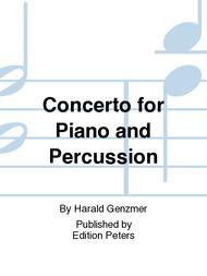 Concerto for Piano and Percussion