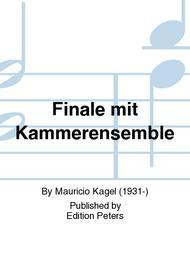 Finale mit Kammerensemble