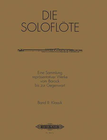 The Solo Flute Vol. 2: Classical