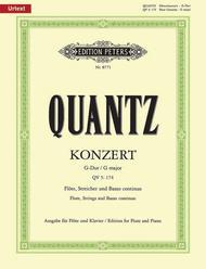 Flute Concerto in G Major QV5:174