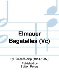 Elmauer Bagatelles (Vc)