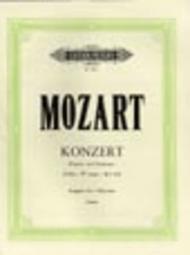 Concerto No. 15 in B flat K450