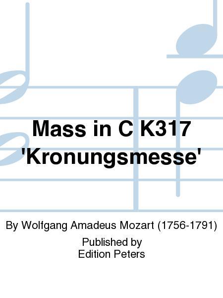 Mass in C K317