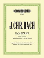 Viola Concerto (Violin & Cello Solos Included)
