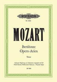 Famous Opera Arias for Tenor (Voice,Pf)