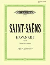 Havanaise Op. 83