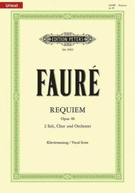 Requiem Op. 48