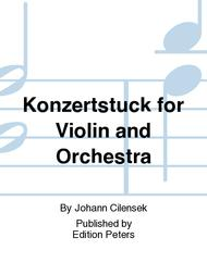Konzertstuck for Violin and Orchestra