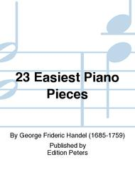 23 Easiest Piano Pieces