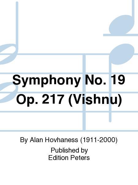 Symphony No. 19 Op. 217 (Vishnu)