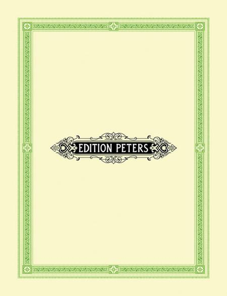 Mass for 3 Equal Voices Op. 102