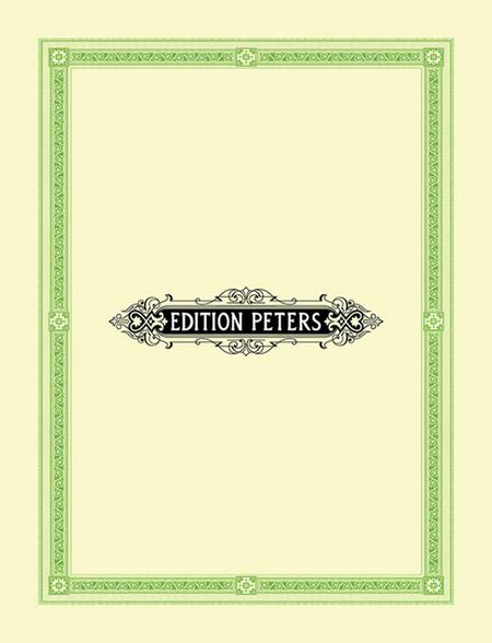 Make His Praise Glorious Op. 105 No. 4