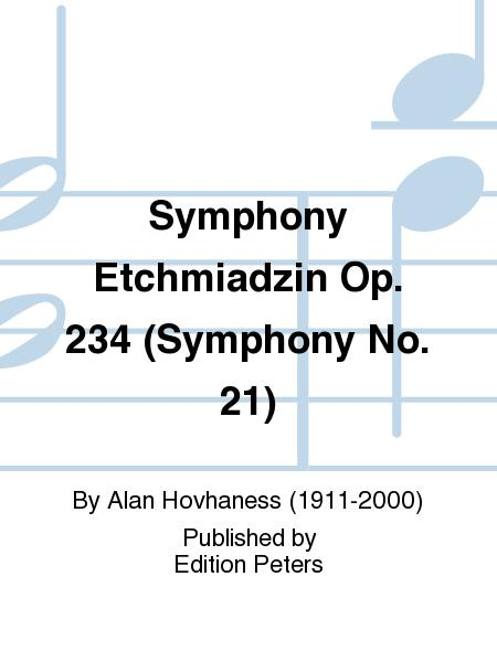 Symphony Etchmiadzin Op. 234 (Symphony No. 21)