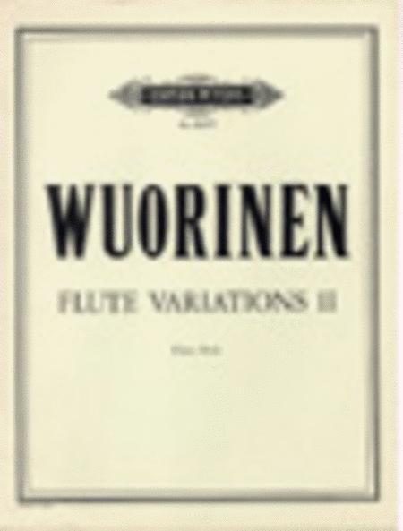 Flute Variations II