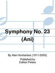Symphony No. 23 (Ani)