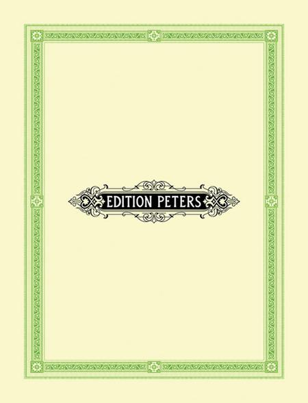 A Rose Tree Blossoms Op. 246 No. 4
