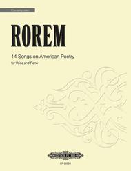 14 Songs On American Poetry