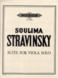 Suite for Viola Solo